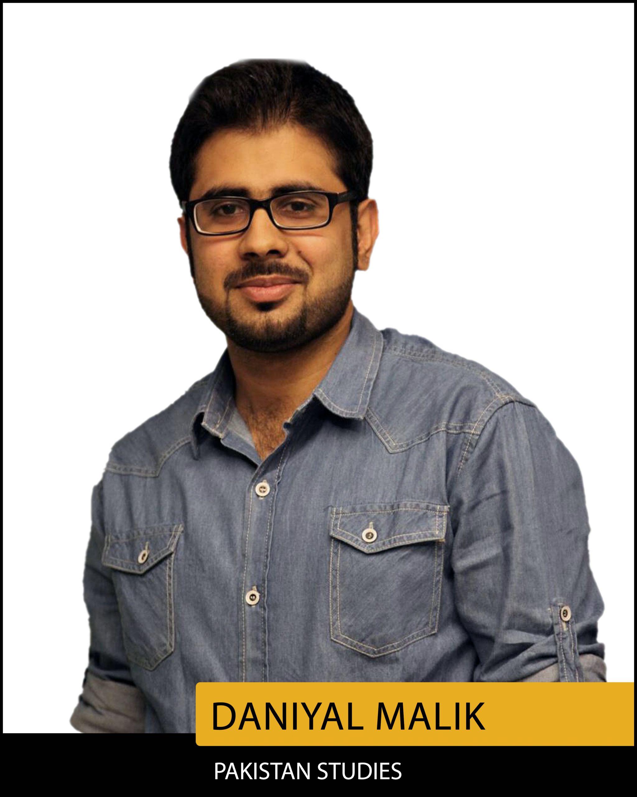 Daniyal Malik